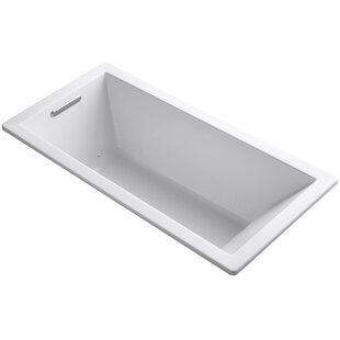 Underscore 66 x 32 Air Bathtub by Kohler