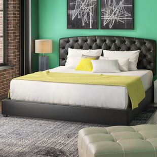 Ebright Upholstered Panel Bed