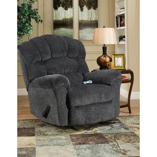 Costales Easy Rider Rocker Recliner by Red Barrel Studio