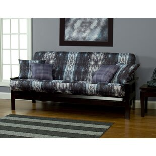 Madalyn Zipper Box Cushion Futon Slipcover