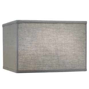16 Linen Square Lamp Shade