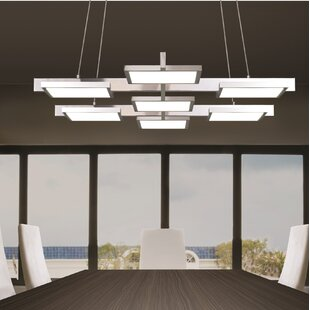 Sonneman 7 Light Kitchen Island Pendant