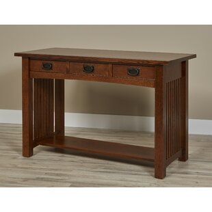 Linnea 3 Drawer Console Table