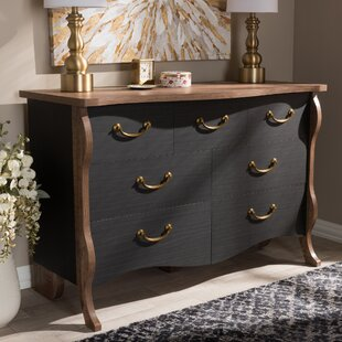 Huntsberry 7 Drawer Double Dresser
