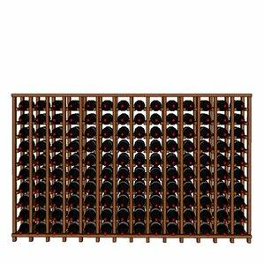 Premium Cellar Series 140 Bottle Floor Wine Rack by Wineracks.com