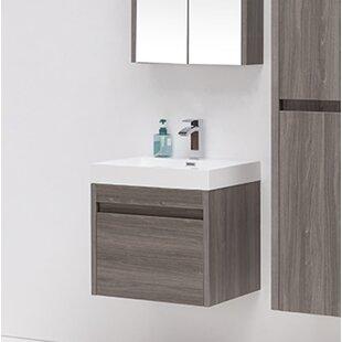 Hampden Modern 24 Single Bathroom Vanity Set By Zipcode Design