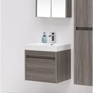 Rosas Modern 24 Single Bathroom Vanity Set