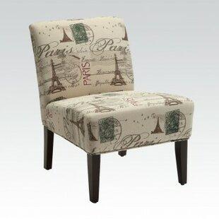 Winston Porter Newington Slipper Chair