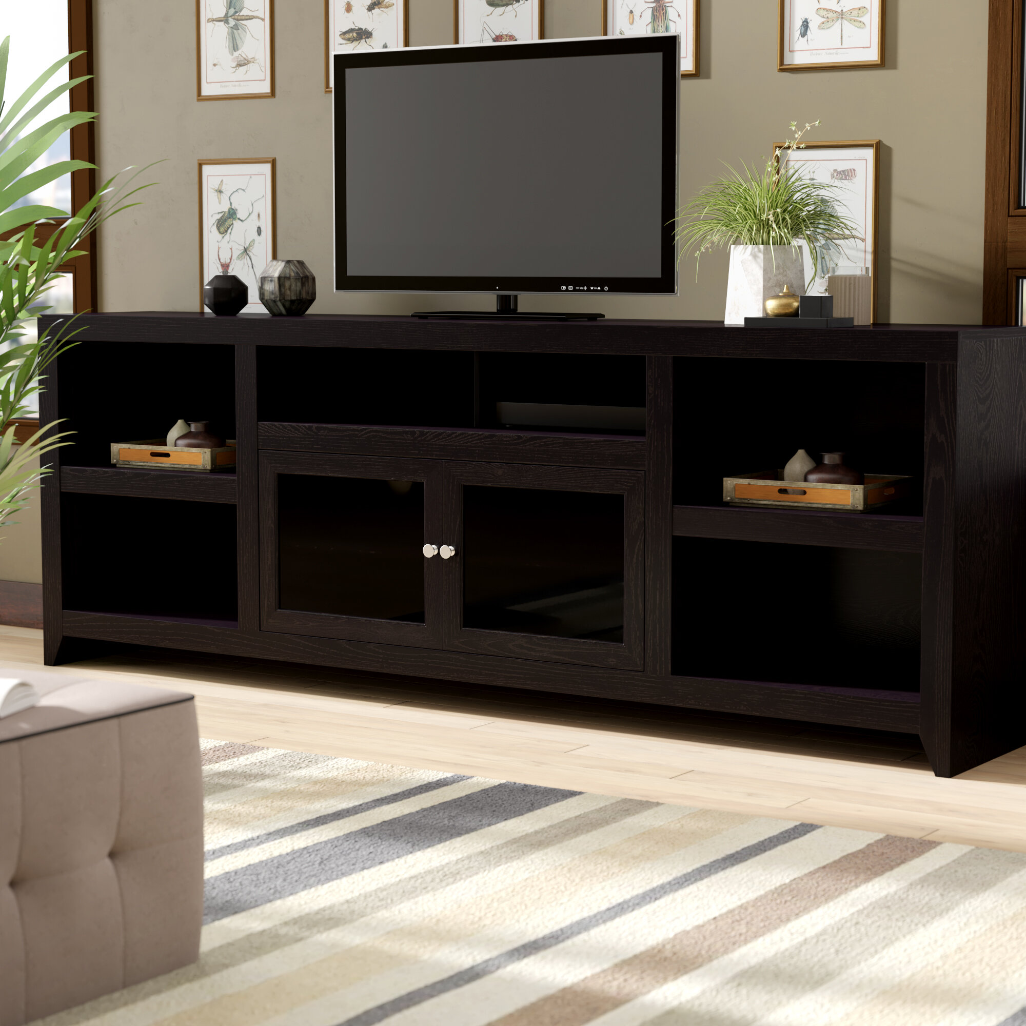 Merseyside TV Stand for TVs up to 14""