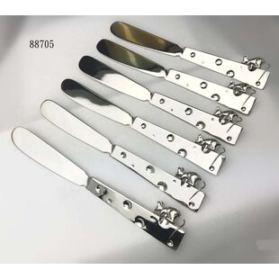 Ilka Mice Butter Knife (Set of 6)