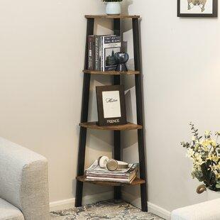 Drumm Corner Bookcase