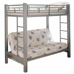 Eddyville Twin over Full Bunk Bed with Built-In Ladder by Wildon Home ?
