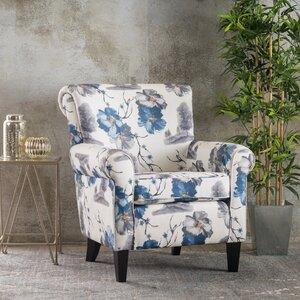 Fantastic Andover Mills Parkins Armchair Maikroy Deekai Customarchery Wood Chair Design Ideas Customarcherynet