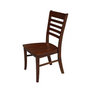 Bezons Solid Wood Chair (Set Of 2) Modern