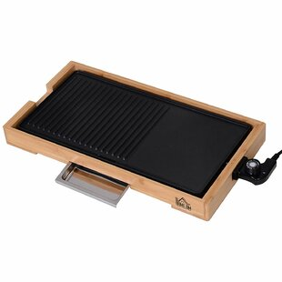 57.3 Cm Wimberly Portable Electric Barbecue With 5 Heat Setting By Sol 72 Outdoor