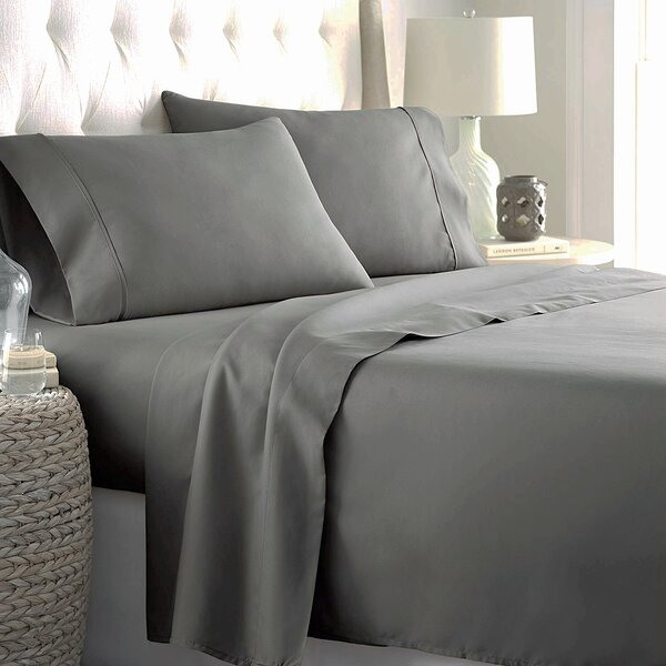 King Size Double Pillowcases In 22 Colours FITTED SHEET in Single
