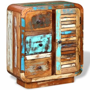 Charla 3 Drawer Combi Chest By Bloomsbury Market