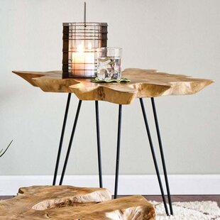 Reviews Takara End Table By Design Ideas