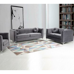 Engel 2 Piece Living Room Set ByMercer41
