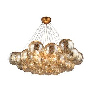 Arundel 6-Light Cluster Pendant by Mercer41