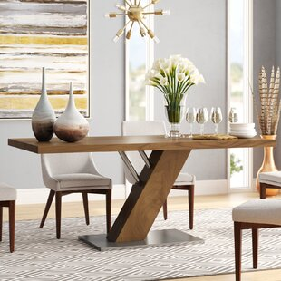 Wade Logan Fusion Dining Table