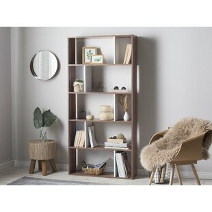 Tryphosa Geometric Bookcase by Latitude Run