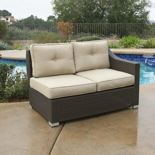 Suai Patio Sectional with Cushions