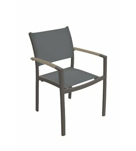 Sono Stacking Patio Dining Chair