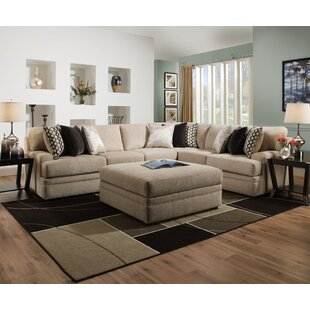Palmetto Simmons Upholstery Sectional