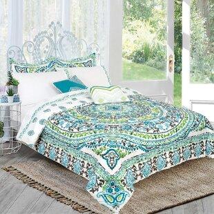 Aubin Complete Reversible Comforter Set