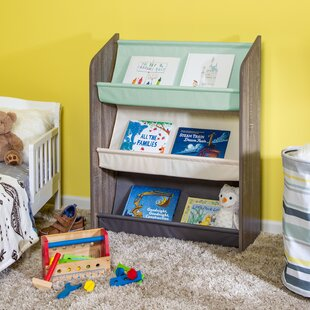 Kids 3 Tier Rack 38 Bookcase by Honey Can Do