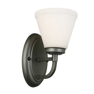 Cintron 1-Light Armed Sconce b..