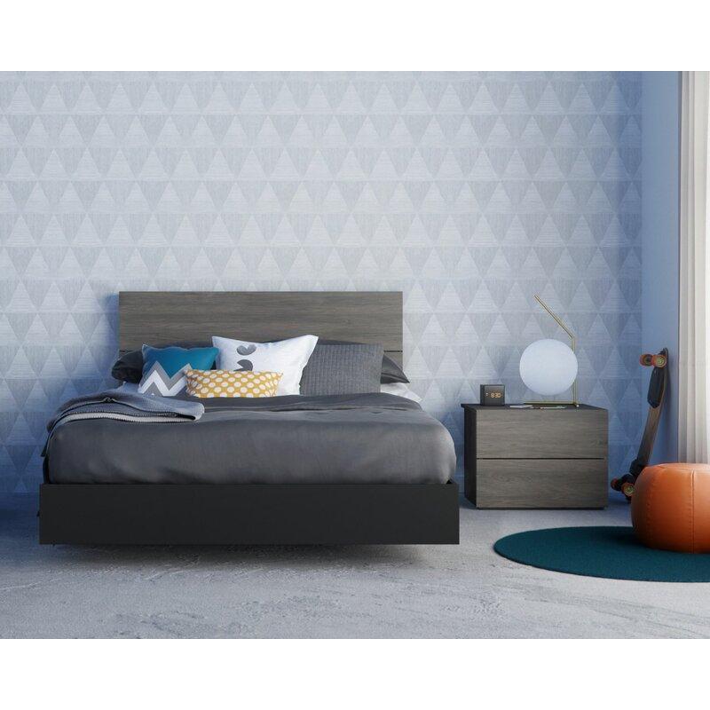 Ebern Designs Ozdemir 3 Piece Bedroom Set Wayfair