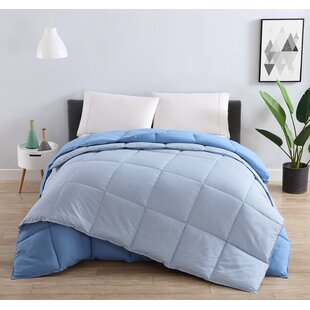 Shonda All-Season Down Alternative Reversible Comforter Set