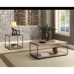 Rogan 2 Piece Coffee Table Set