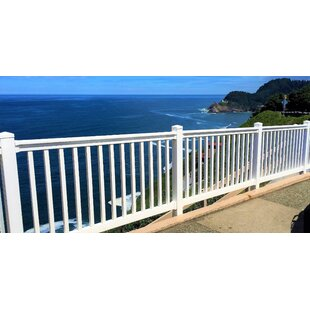 Heavy Duty Sefton Porch And Stair Railings By Vinyl Fence Wholesaler