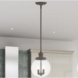 Avalon 2-Light Pendant by Gracie Oaks