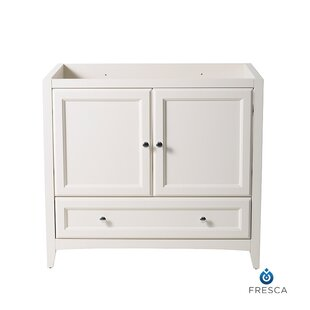 Oxford 35 Single Bathroom Vanity Base by Fresca