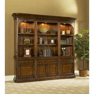 Ballindam Oversized Set Bookcase Canora Grey
