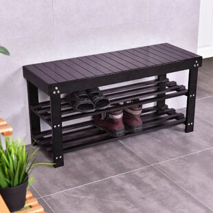 Shop For Shoe Storage Bench By Breakwater Bay