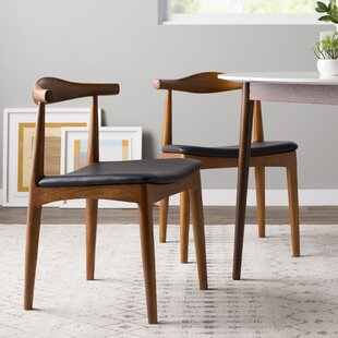 Read Reviews Lochbuie Dining Chair (Set of 2) ByTrent Austin Design