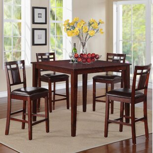 Westlake 5 Piece Counter Height Dining Set by Standard Furniture