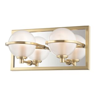 Mercer41 Rawls 2-Light Vanity Light