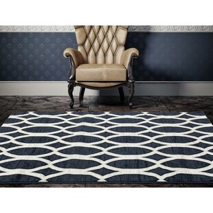 Buy Elenor Blue/White Indoor/Outdoor Area Rug By Ivy Bronx