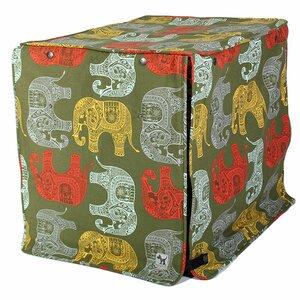 Kurt Elephant Parade Dog Crate Cover