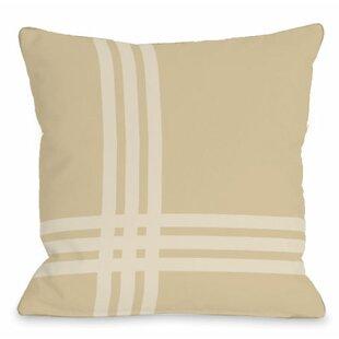 Pop Outdoor Throw Pillow