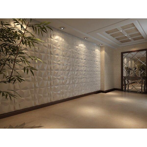 E Joy 19 7 X 236 4 Bamboo Wall Paneling In White Reviews Wayfair