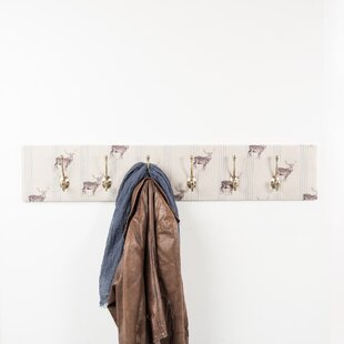 Cave Wall Mounted Coat Rack By Union Rustic