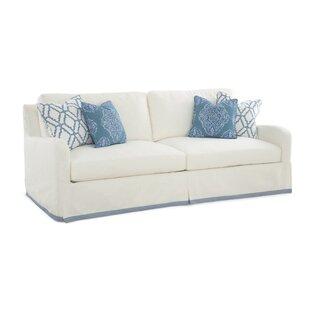 Braxton Culler Halsey Box Cushion Sofa Slipcover