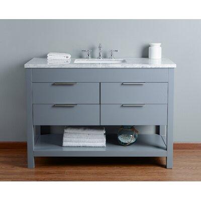 home decorators vanity.htm knorr 48 single bathroom vanity set brayden studio  bathroom vanity set brayden studio